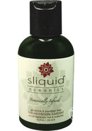 Sliquid Oceanics Botanically Infused Lubricant 4.2 Ounce